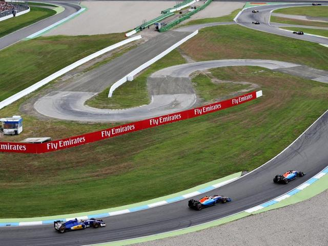 Hockenheim and Nurburgring, the two circuits which host the German Grand Prix, will not be part of the 2017 Formula One calendar.(Getty Images)