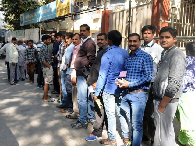 District authorities are fearful that non-functional ATMs could worsen the situation.