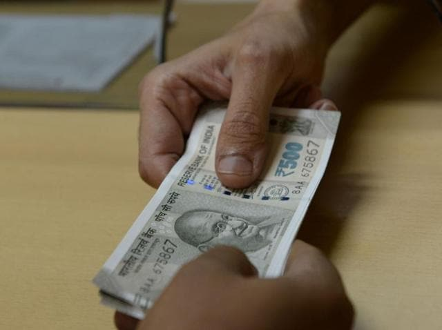 The Bihar BJP reportedly purchase plots across the state days before the Prime Minister announced that Rs 500 and 1,000 banknotes were no longer legal tender from November 9.