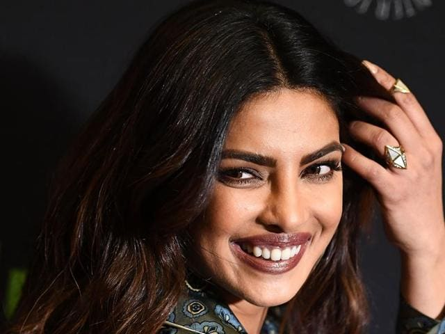 """Priyanka credits her director and co-stars in Baywatch for helping her """"bring out all the evil"""" in her character."""