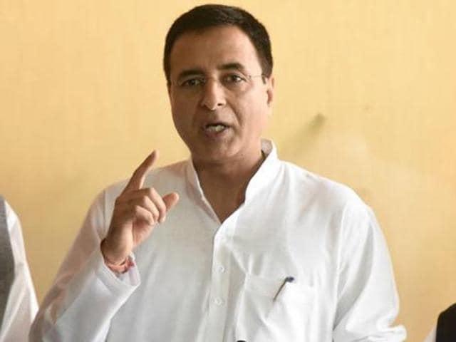 Randeep Singh Surjewala,Congress,Centre