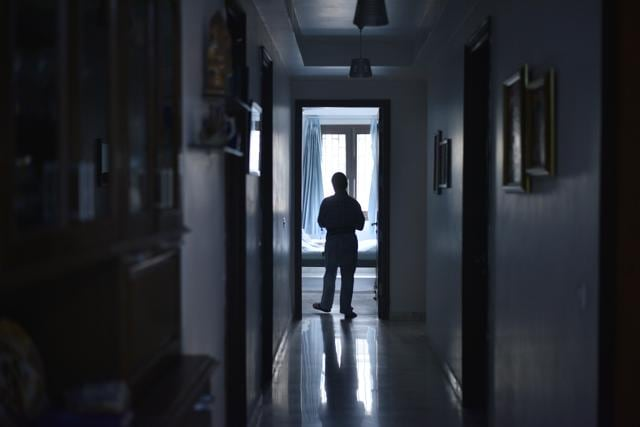 Pranav Lal, the photographer who has been capturing  images despite being visually impaired.