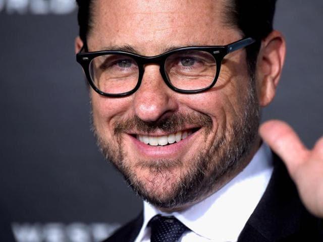 Producer JJ Abrams arrives at the Premiere of HBO's Westworld.