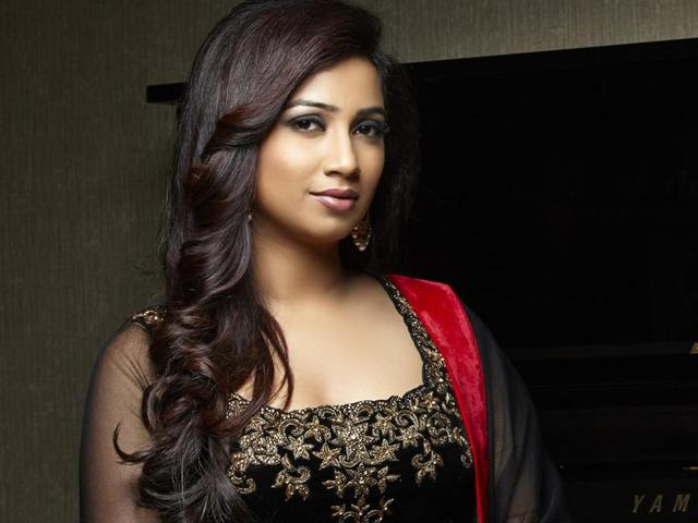 Shreya Ghoshal recently released her new album, in collaboration with Shaan and Gulzar.