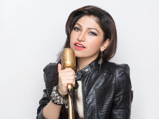 Singer Tulsi Kumar is not complaining about her hectic schedule.