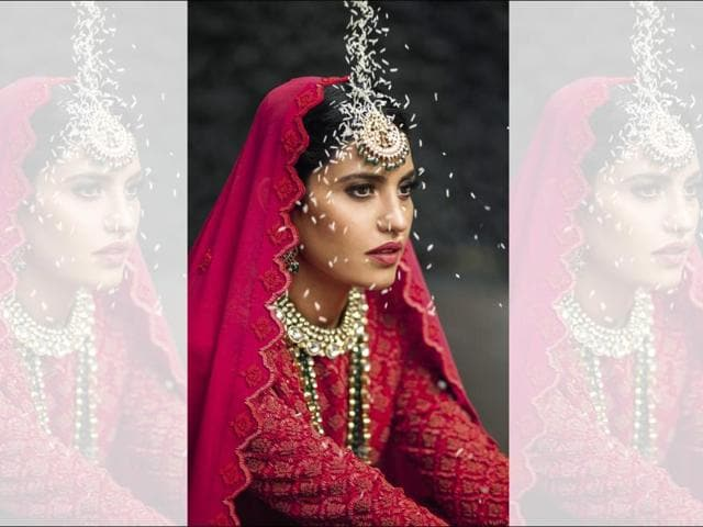 Red And Myriad Eight Colours For The Indian Bride Which One Will You Pick Brunch Feature Hindustan Times