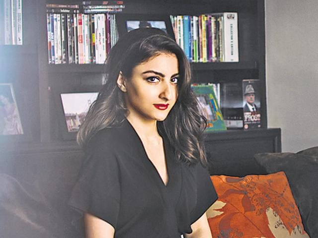 Soha Ali Khan says her favourite kind of books are murder mystery novels.