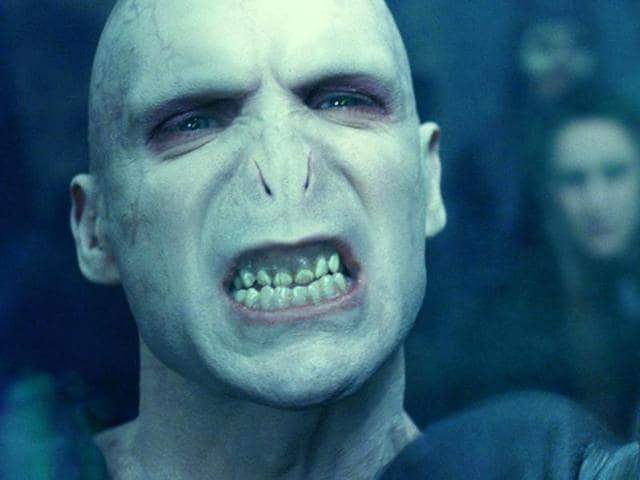 Ralph Fiennes,Voldemort,Harry Potter