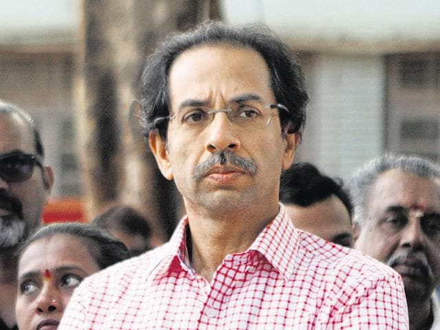 Uddhav Thackeray's party has been needling its ally, the BJP, over a range of issues.
