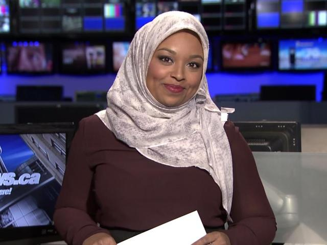 Ginella Massa,Toronto TV reporter,Canada's first anchor