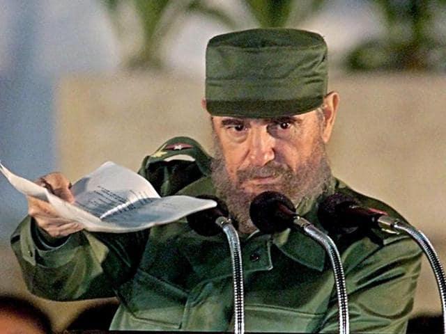 Trump Fidel