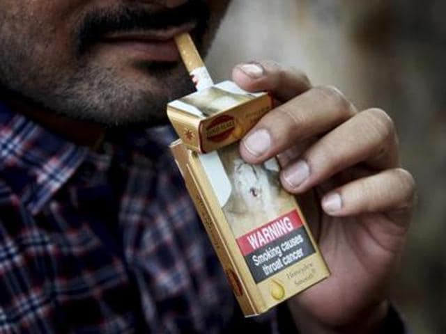 The draft compensation law on GST proposes to impose a cess on luxury and demerit goods, including tobacco, for the first five years.(AP File Photo)