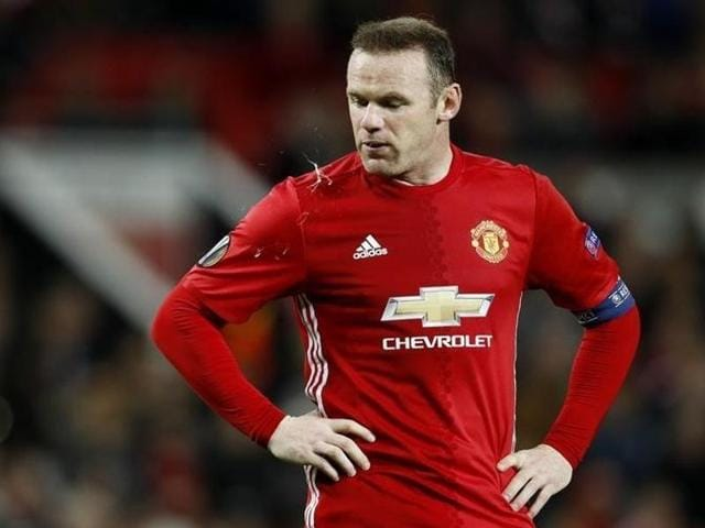 Wayne Rooney needs just one more goal now to draw level with England great Bobby Charlton as United's highest scorer in all competitions.