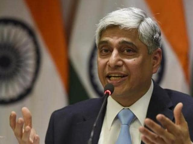 Official spokesperson for the external affairs ministry, Vikas Swarup, is tipped to become the ambassador to Canada next year.