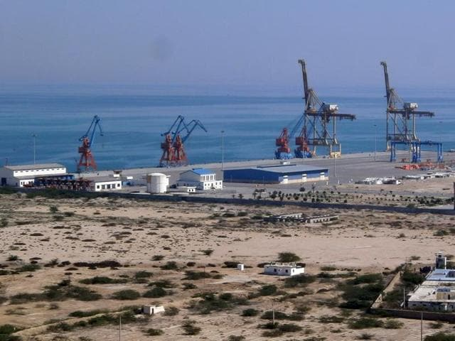 Pakistan on Saturday decided to accord approval to a Russian request for using the Gwadar Port for its exports.(AFP File Photo)