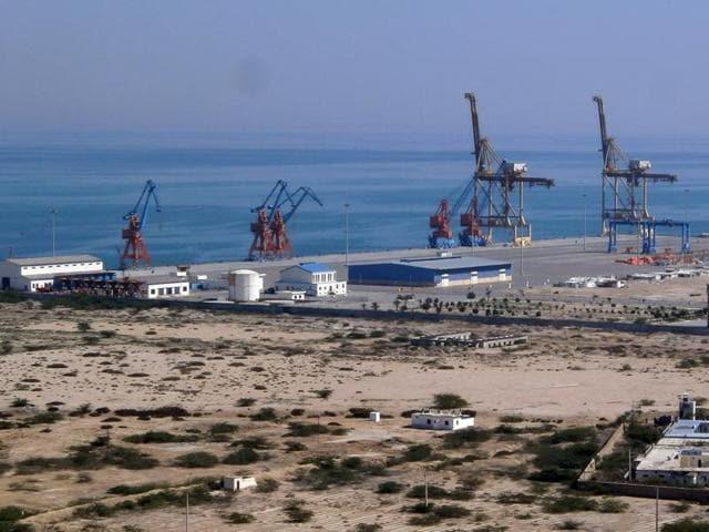 Pakistan,Russia,Gwadar Port