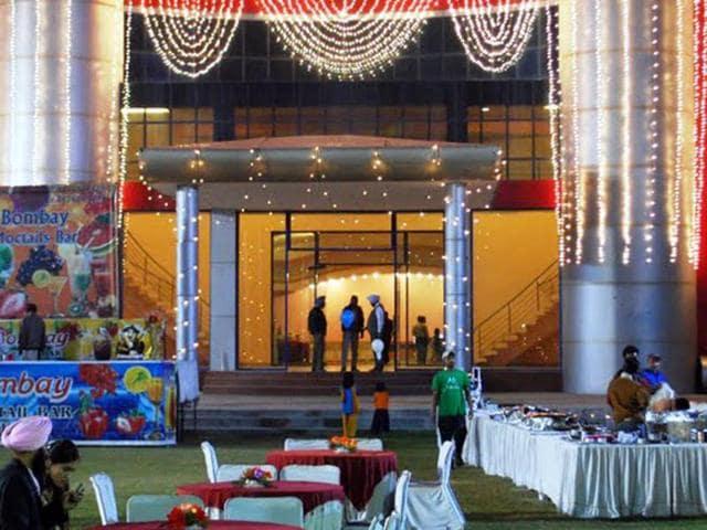 PUDA,Marriage palaces,Mandeep kaur