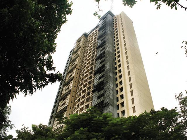 The Adarsh Housing Society made headlines after it came to light that a nexus of politicians, army officials and bureaucrats had colluded to obtain flats built on prime defence land to house army officers, war heroes and widows.