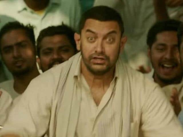 Reportedly Aamir Khan has started smoking again due to the stress around the release of his next film Dangal.