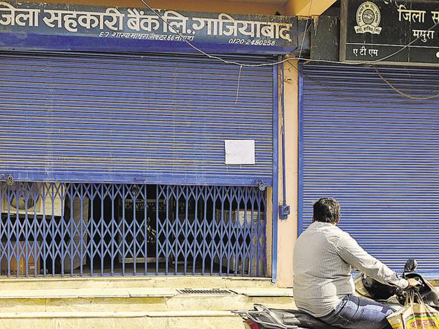 Majority of customers of cooperative banks do not have accounts in any other banks where they can deposit the banned notes.