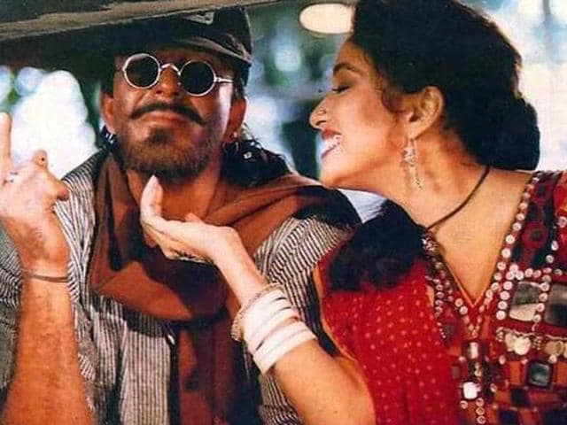 The 1993 action thriller, produced and directed by Ghai, centered on the escape and attempted capture of a terrorist criminal Ballu (Sanjay Dutt) by inspector Ram (Jackie Shroff) and his girlfriend officer Ganga (Madhuri Dixit).