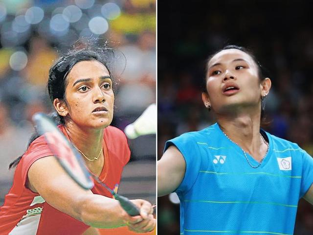 PV Sindhu will look to win her second Super Series title in as many weeks when she takes on Tai Tzu Ying of Taiwan in the Hong Kong Open final.