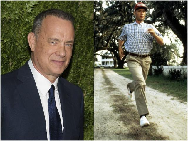 Tom Hanks,Forrest Gump,The Graham Norton Show
