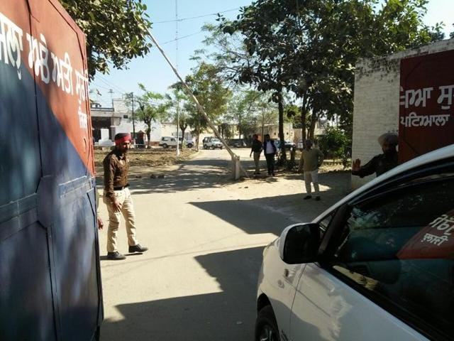 A dreaded Sikh militant and four other inmates escaped from high-security Nabha Jail in Patiala district on Sunday.