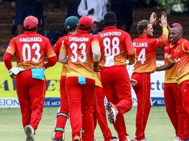 Live Cricket Score,Tri-Series,Zimbabwe