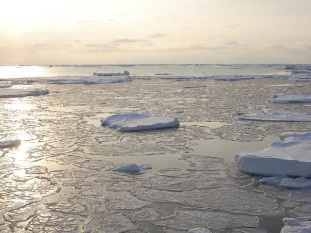 NASA,Climate Change,Arctic ice