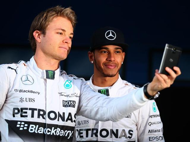 Nico Rosberg, who leads teammate Lewis Hamilton by 12 points, will be the champion as long as he finishes in the top three.