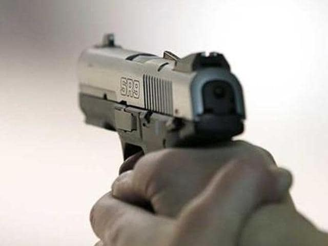 A man in Kerala shot himself dead after his licensed gun accidentally went off and injured his son while he was cleaning it.