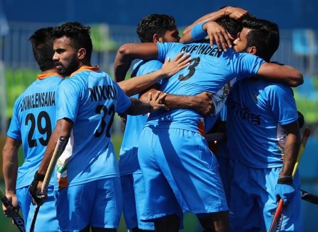 Rupinder Pal Singh scored one more goal to take his tally at the tournament to six.(Getty Images)