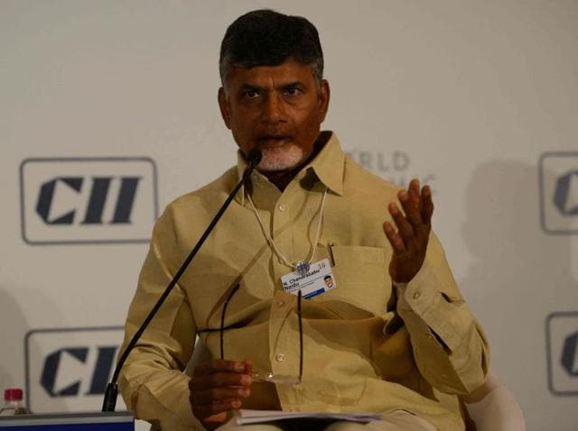 Andhra Pradesh chief minister N Chandrababu Naidu shared the steps taken by his government to help the people after demonetisation.