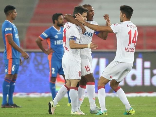 ISL,Delhi Dynamos,FC Goa