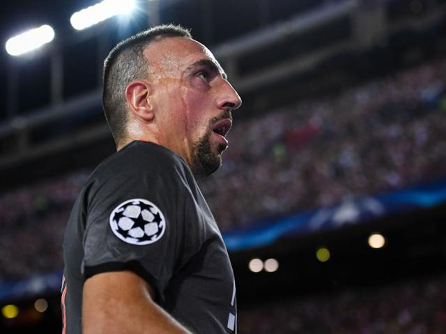 Franck Ribery has signed a one-year extension to play an 11th season with Bayern Munich.