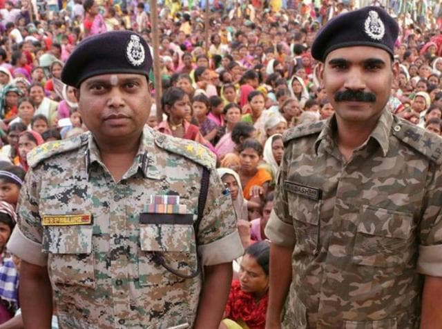 Kalluri (left)is reportedly suffering from problems of kidney and heart, and he is unlikely to appear before the rights body.