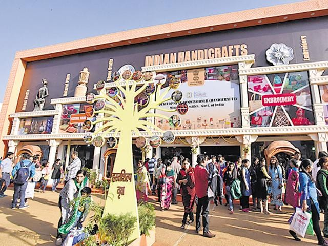 delhi trade fair