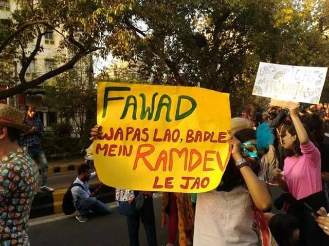 The Delhi Queer Pride Parade featured some eye-catching posters and slogans, which made references to the recent issues in India.