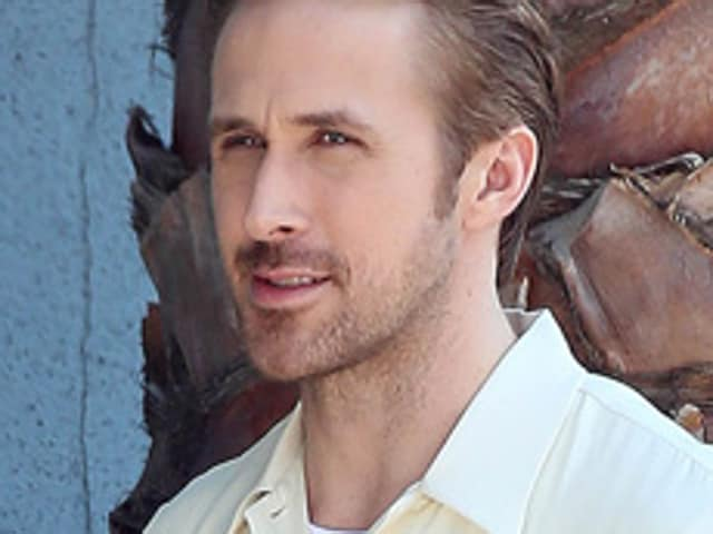 """Ryan Gosling says trying to """"fit the keytar"""" into his schedule was funny. """"But we were all being pushed to our limits to see what we were capable of,"""" he adds."""