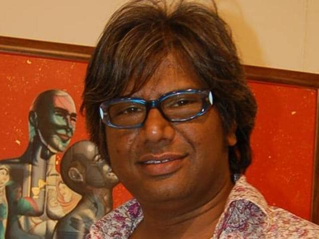 Artist Chintan Upadhyay told the court he was not present at the scene of crime as he was in Delhi at the time.