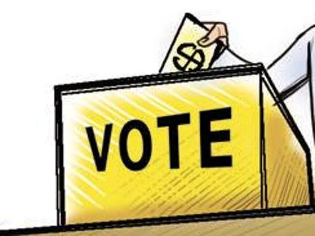 Municipal council polls