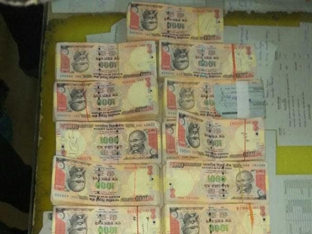 Gurgaon,black money,demonetisation