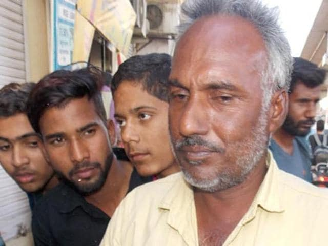 Punjab taxi driver's account credited with Rs 9806 crore