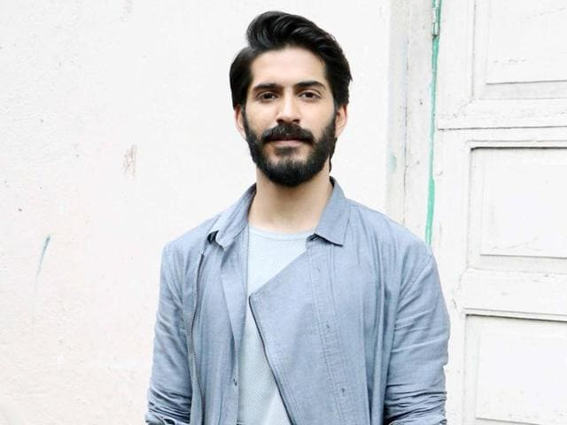 Actor Harshvardhan Kapoor is learning magkic burat - a tae kwon do technique.