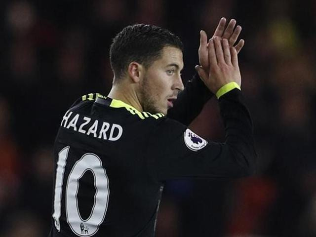 Eden Hazard,Chelsea,Premier League