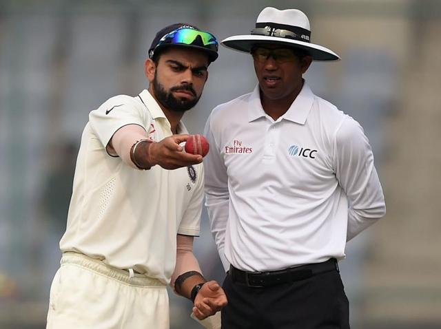 Long opposed to the Decision Review System (DRS), the BCCI and captain Virat Kohli are trying to embrace the technology whole-heartedly.