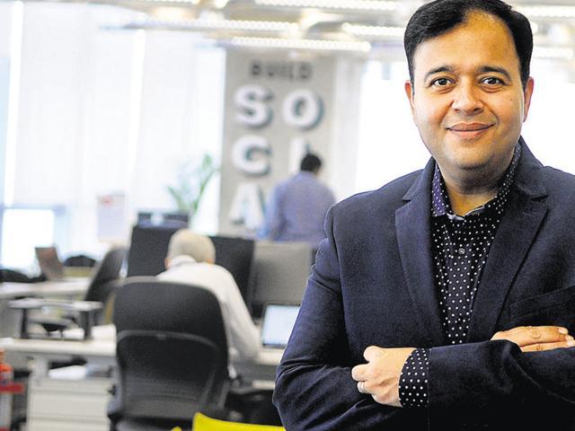 Umang Bedi, managing director, Facebook India.