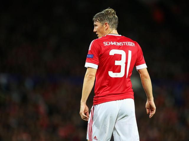 Bastian Schweinsteiger made a surprise return to the Manchester United bench for Sunday's Premier League home game against West Ham United, having previously been frozen out by manager Jose Mourinho.