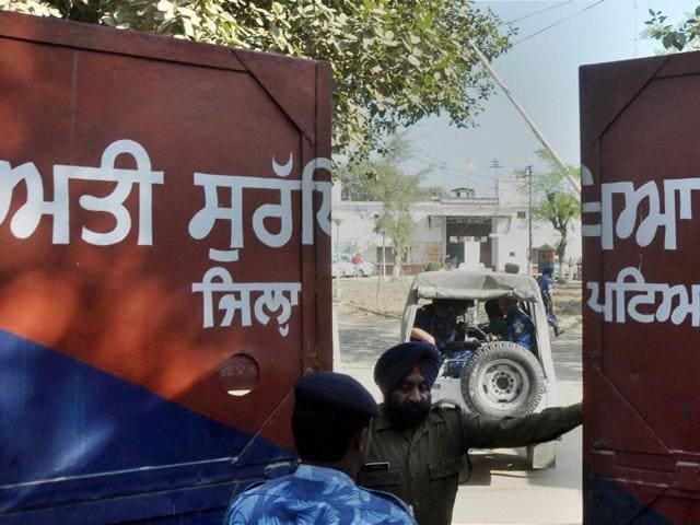 Palwinder Singh was arrested in Shamli district onSunday.